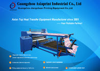 सबसे अच्छा 3.2 M Wide Roller Style Roller Rotary Heat Transfer Machine Automatic